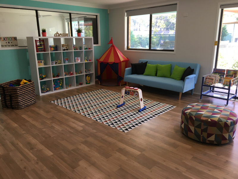 Imaginations Early Education - Brisbane Child Care